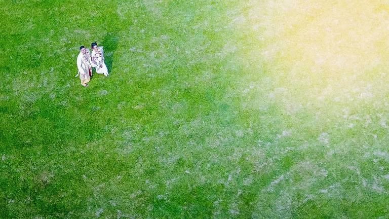 Drone Photos | Cinematic Wedding Films